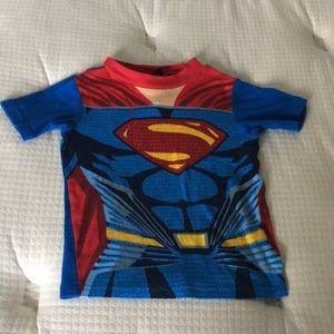 Boys Superman shirt 6 months